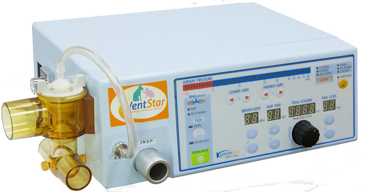 Ventstar-呼吸器